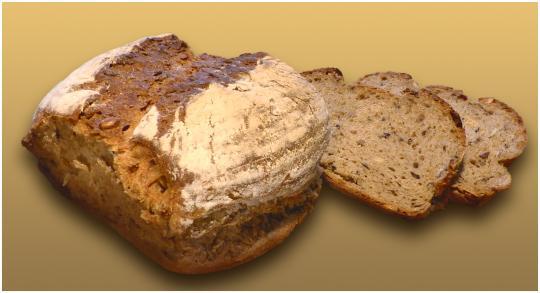 Steinofenkorn-Brot